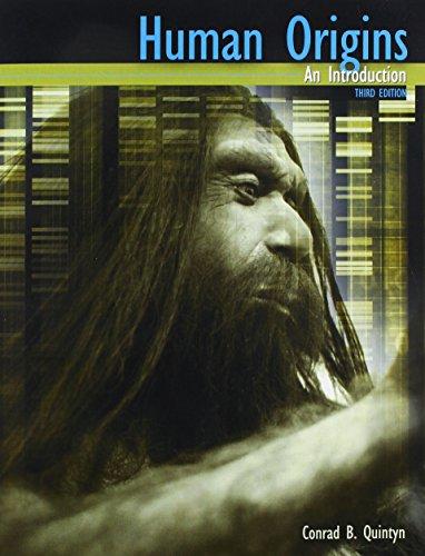 9781465200846: Human Origins: An Introduction