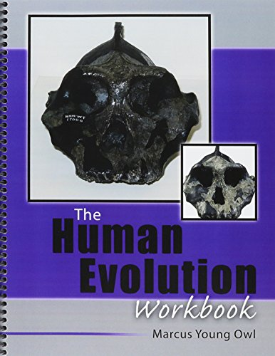 9781465201355: The Human Evolution Workbook