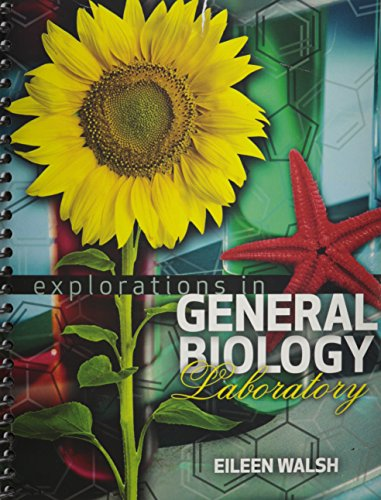 9781465201805: Explorations in General Biology Laboratory
