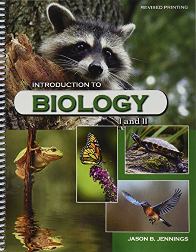 9781465201966: Introduction to Biology I and II