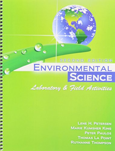9781465202291: Environmental Science: Laboratory and Field Activities