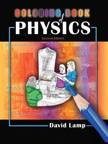 9781465202444: Coloring Book of Physics