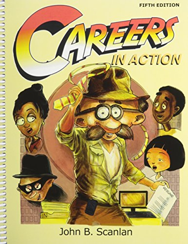 Careers in Action: B, SCANLAN JOHN