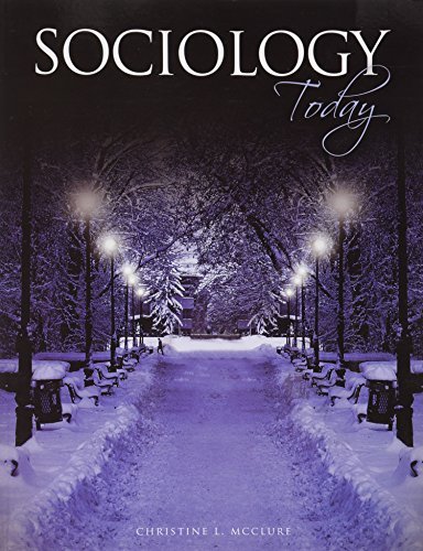 9781465204288: Sociology Today