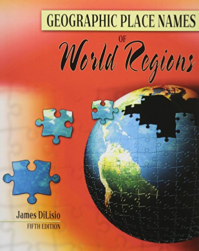 9781465204516: Geography of International Affairs and Geographic World Regions