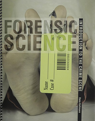 9781465204578: Forensic Science: Introduction to the Crime Scene