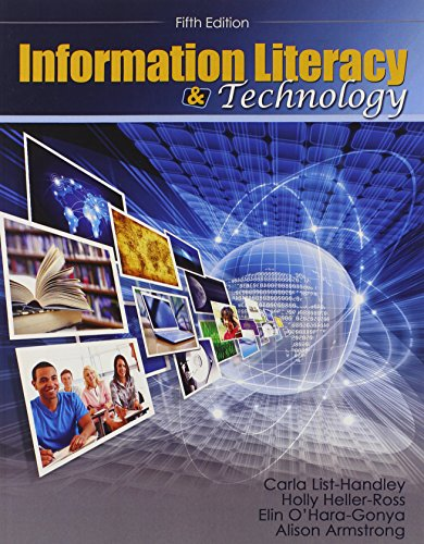 9781465204820: Information Literacy and Technology