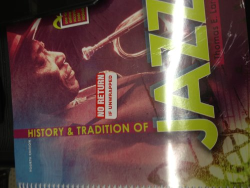9781465204912: History and Tradition of Jazz