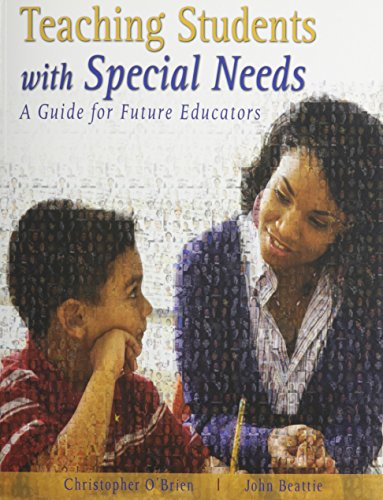 9781465204936: Teaching Students with Special Needs: A Guide for Future Educators