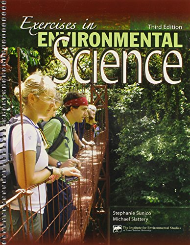 9781465205001: Exercises in Environmental Science
