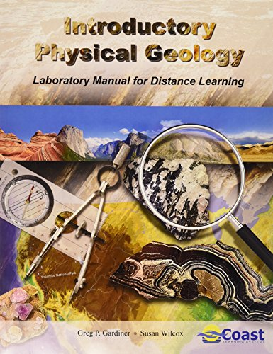 9781465205094: Introductory Physical Geology Laboratory Manual for Distance Learning