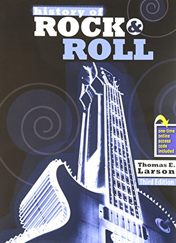 History of Rock and Roll with Rhapsody: E, LARSON THOMAS
