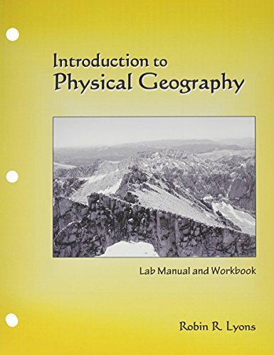 9781465205889: Introduction to Physical Geography: Lab Manual and Workbook