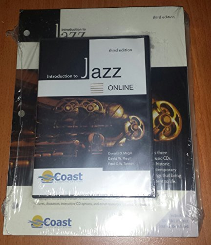 Intro to Jazz Online + 3 Compact Disc Set (Mixed media product)