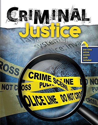 9781465206176: Criminal Justice
