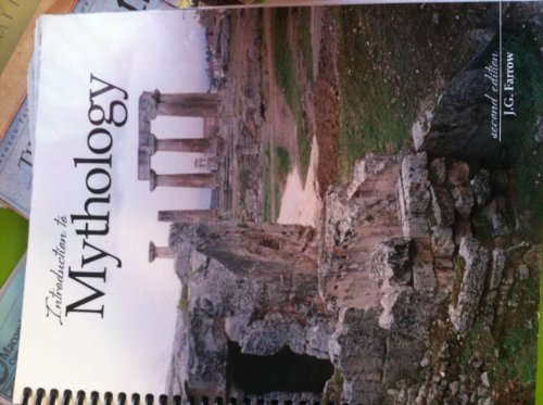 Introduction to Mythology: G, FARROW JAMES