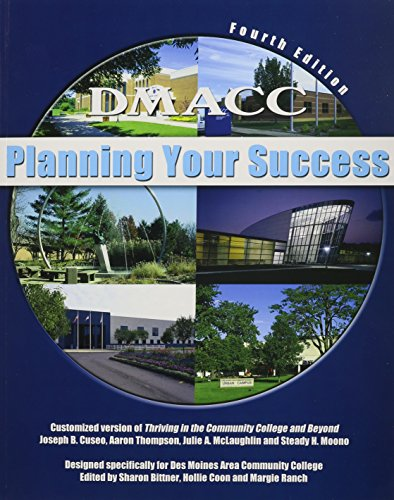9781465206404: Planning Your Success