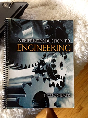 9781465207937: A Brief Introduction to Engineering