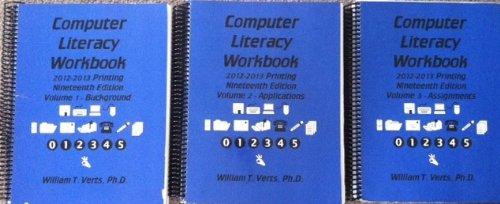 9781465208033: Computer Literacy Workbook (2012-2013)