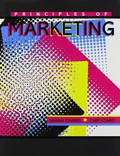 Principles of Marketing: IZARD ROBERT (CHIP),