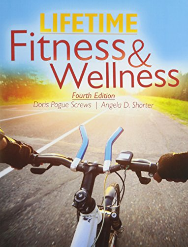 9781465211972: Lifetime Fitness and Wellness