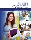 9781465212986: Achieving Communication Competence Textbook, Study Guide and Activity Manual Package