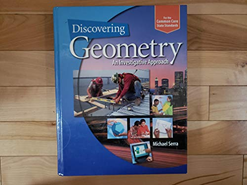 9781465213204: Discovering Geometry: An Investigative Approach - Student Edition + 6 Year Online License