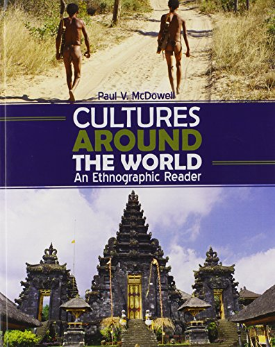 9781465213273: Cultures Around the World: An Ethnographic Reader