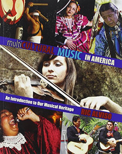 9781465213655: Multicultural Music in America: An Introduction to Our Musical Heritage