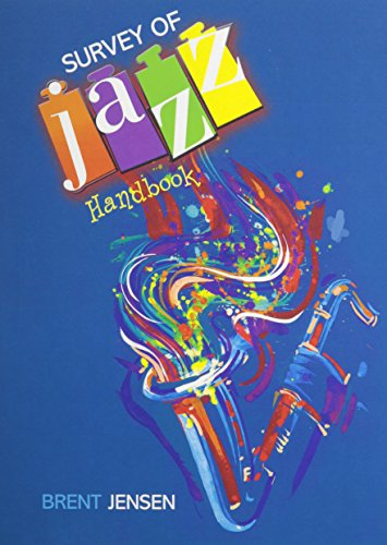 9781465214881: Survey of Jazz Handbook