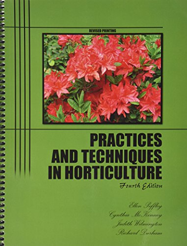 9781465217578: Practices and Techniques in Horticulture