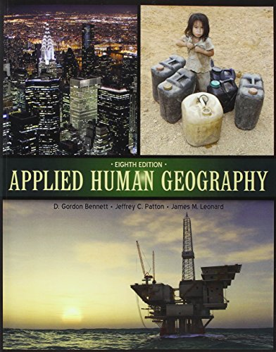 Applied Human Geography
