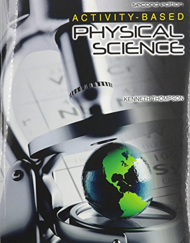9781465219374: Activity-Based Physical Science