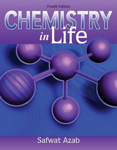 9781465220769: Chemistry in Life: Laboratory Experiments
