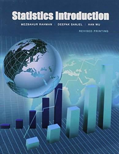 9781465221636: Statistics Introduction