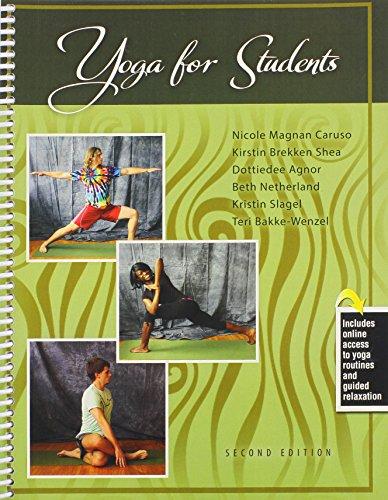 Yoga for Students: Nicole Magnan Caruso
