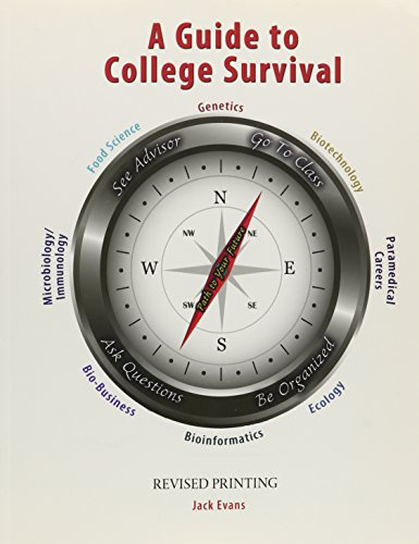 9781465223128: A Guide to College Survival