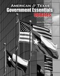 9781465223180: American & Texas Government Essentials Updates
