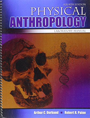 9781465223814: Physical Anthropology Laboratory Manual