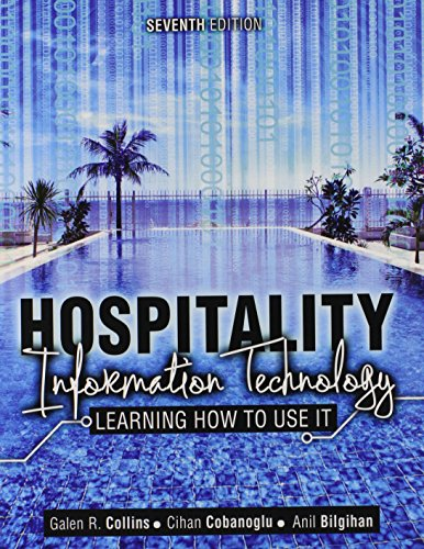 9781465224071: Hospitality Information Technology: Learning How to Use It