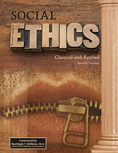 9781465225627: Social Ethics: Classical and Applied