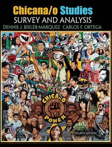 Chicana/o Studies: Survey and Analysis: ORTEGA CARLOS F,