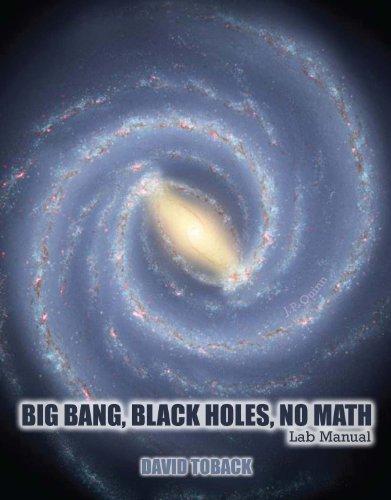 9781465225771: Big Bang, Black Holes, No Math Lab Manual