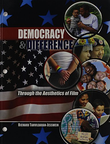 9781465225825: Democracy and Difference through the Aesthetics of Film