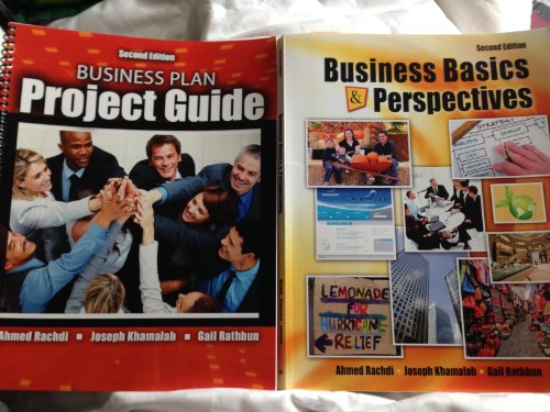 Business Basics & Perspectives, Second (2nd) Edition: Ahmed Rachdi, Joseph