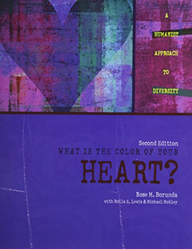 9781465227089: What is the Color of Your Heart: A Humanist Approach to Diversity
