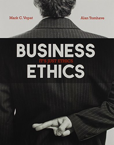 9781465230669: Business Ethics: It's Just Ethics