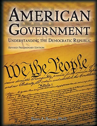 9781465230980: American Government Understanding the Deomcratic Republic