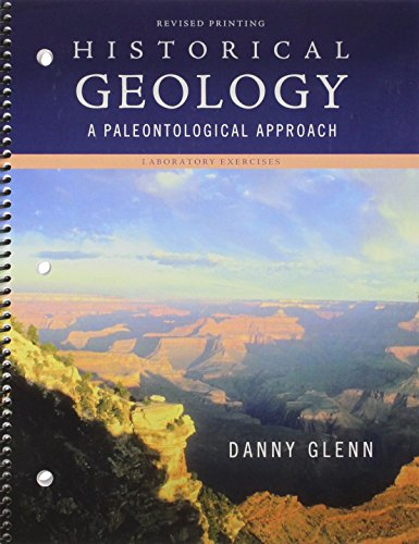 9781465233165: Historical Geology: A Paleontological Approach