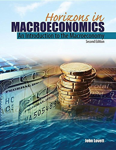 9781465233448: Horizons in Macroeconomics: An Introduction to the Macroeconomy